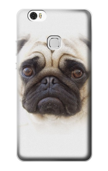 Printed Pug Dog Huawei Ascend G630 Case
