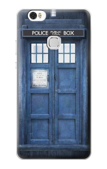 Printed Doctor Who Tardis Huawei Ascend G630 Case