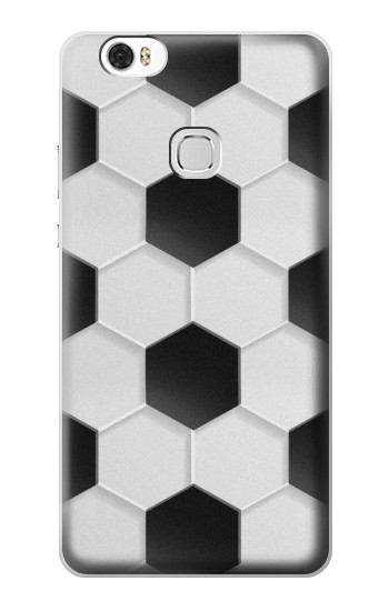 Printed Football Soccer Pattern Huawei Ascend G630 Case