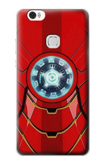 Printed Ironman Armor Arc Reactor Graphic Printed Huawei Ascend G630 Case