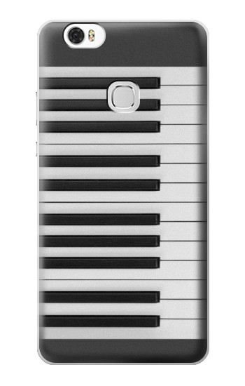 Printed One Octave Piano Huawei Ascend G630 Case