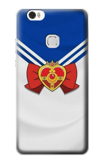 Printed Sailor Moon Brooch and Bow Huawei Ascend G630 Case
