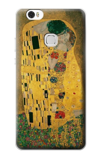Printed Gustav Klimt The Kiss Huawei Ascend G630 Case