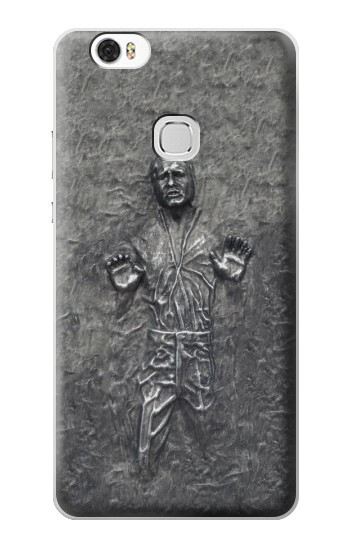 Printed Han Solo in Carbonite Huawei Ascend G630 Case