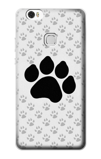Printed Paw Foot Print Huawei Ascend G630 Case