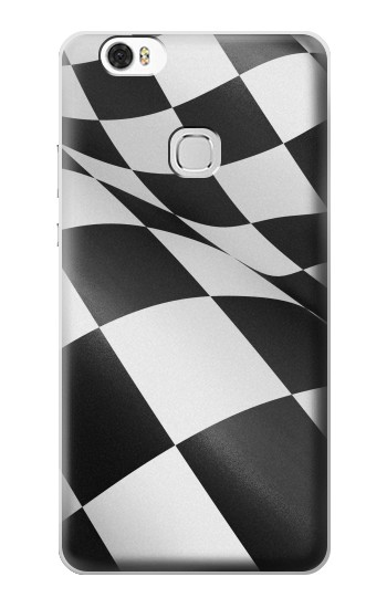 Printed Checkered Winner Flag Huawei Ascend G630 Case