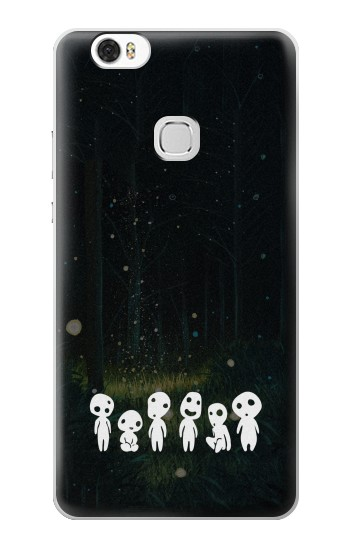 Printed Forest Spirit Princess Mononoke Huawei Ascend G630 Case