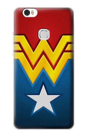 Printed Wonder Women Logo Huawei Ascend G630 Case