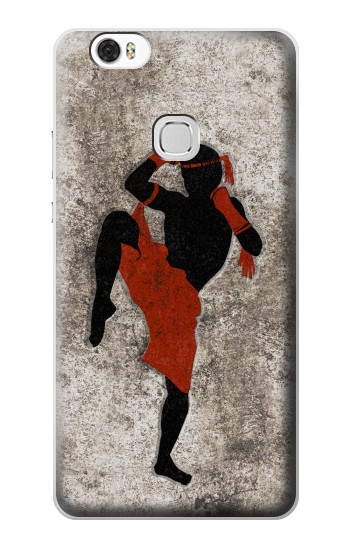 Printed Muay Thai Fight Boxing Huawei Ascend G630 Case