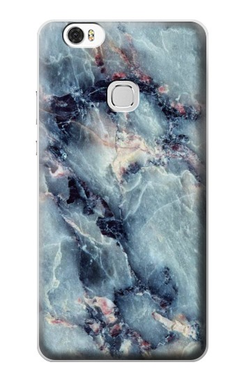 Printed Blue Marble Texture Huawei Ascend G630 Case