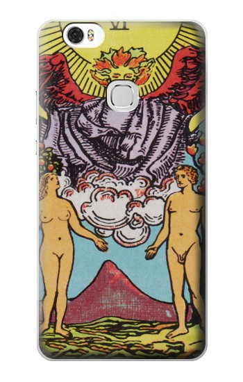 Printed Lovers Tarot Card Huawei Ascend G630 Case