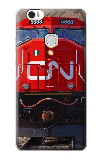 Printed Train Canadian National Railway Huawei Ascend G630 Case
