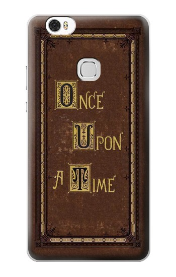 Printed Once Upon a Time Book Cover Huawei Ascend G630 Case
