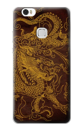 Printed Chinese Dragon Huawei Ascend G630 Case