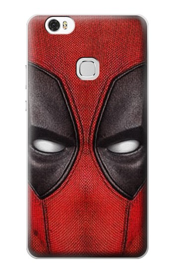 Printed Deadpool Mask Huawei Ascend G630 Case