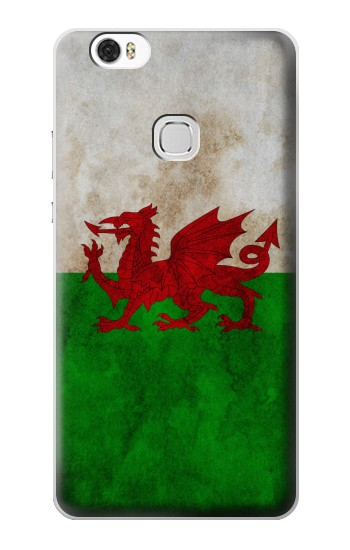 Printed Wales Red Dragon Flag Huawei Ascend G630 Case