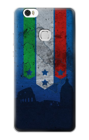 Printed Italy Football Flag Huawei Ascend G630 Case