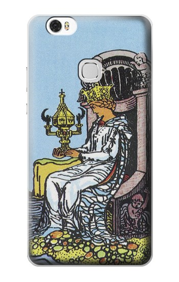 Printed Tarot Card Queen of Cups Huawei Ascend G630 Case