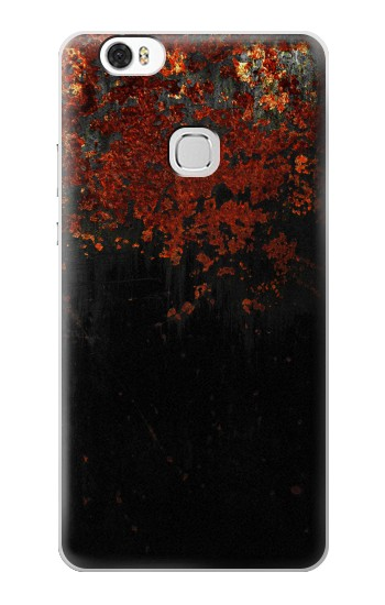 Printed Rusted Metal Texture Huawei Ascend G630 Case