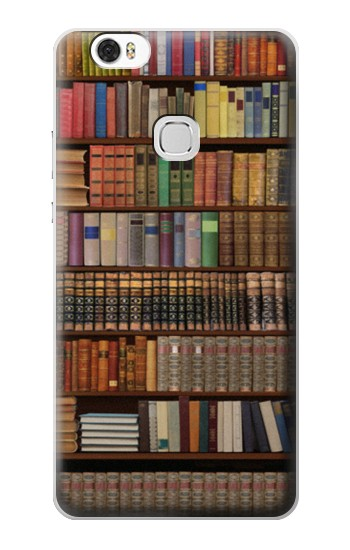 Printed Bookshelf Huawei Ascend G630 Case