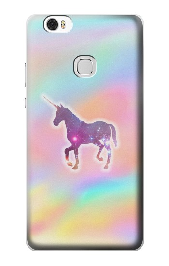 Printed Rainbow Unicorn Huawei Ascend G630 Case