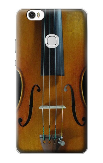 Printed Violin Huawei Ascend G630 Case