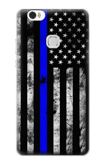 Printed Thin Blue Line USA Huawei Ascend G630 Case