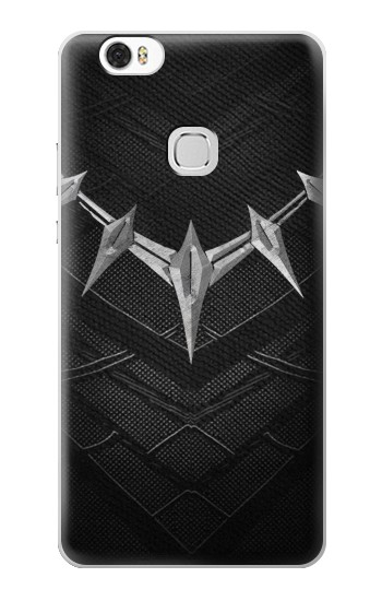 Printed Black Panther Inspired Costume Necklace Huawei Ascend G630 Case