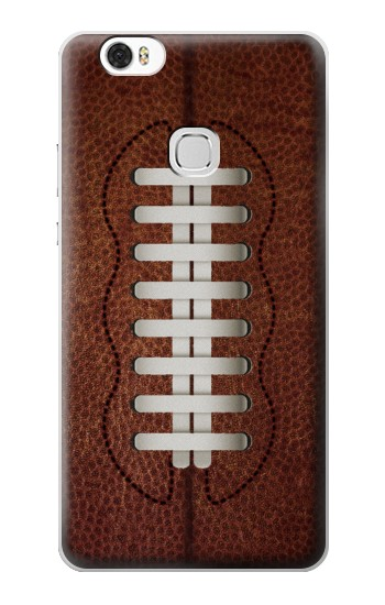 Printed Leather Vintage Football Huawei Ascend G630 Case