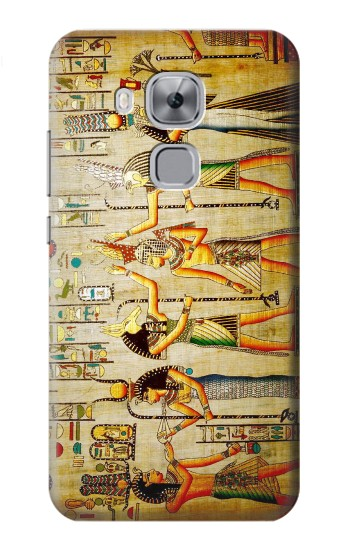 Printed Egypt Wall Art Huawei Maimang 5, nova plus Case