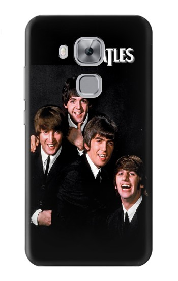 Printed The Beatles Huawei Maimang 5, nova plus Case