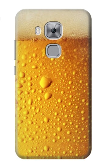 Printed Beer Glass Huawei Maimang 5, nova plus Case