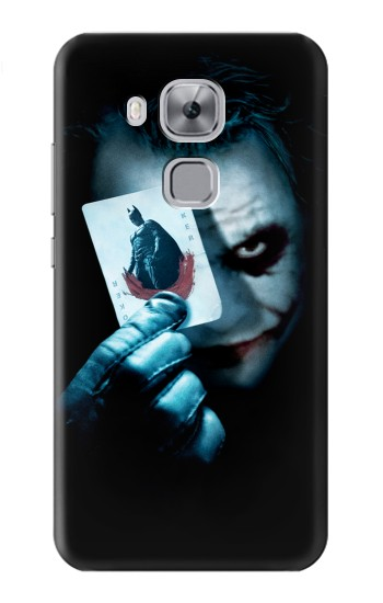 Printed Joker Huawei Maimang 5, nova plus Case