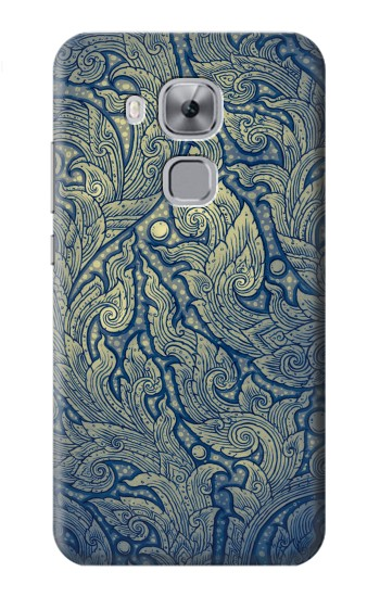 Printed Thai Art Huawei Maimang 5, nova plus Case