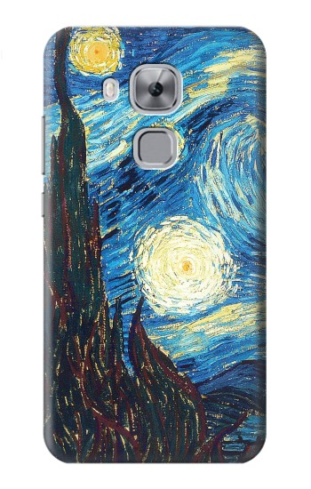 Printed Van Gogh Starry Nights Huawei Maimang 5, nova plus Case