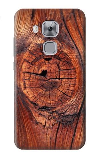 Printed Wood Huawei Maimang 5, nova plus Case