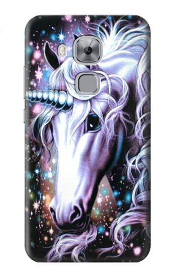 Printed Unicorn Horse Huawei Maimang 5, nova plus Case