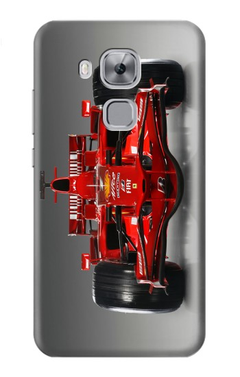 Printed Racing Car Formula One F1 Huawei Maimang 5, nova plus Case