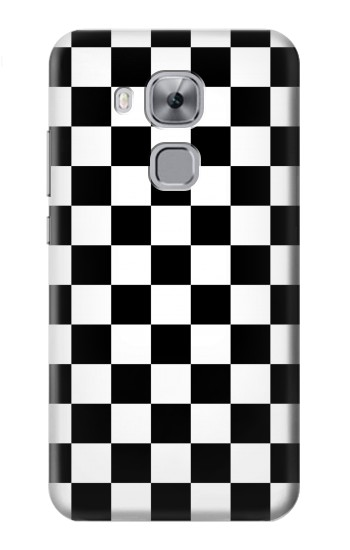 Printed Checkerboard Chess Board Huawei Maimang 5, nova plus Case