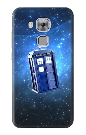 Printed Doctor Who Tardis Huawei Maimang 5, nova plus Case