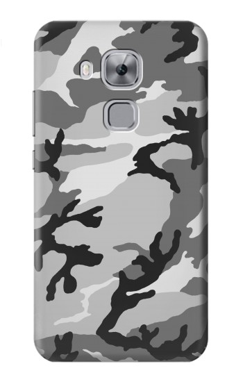 Printed Snow Camo Camouflage Graphic Printed Huawei Maimang 5, nova plus Case