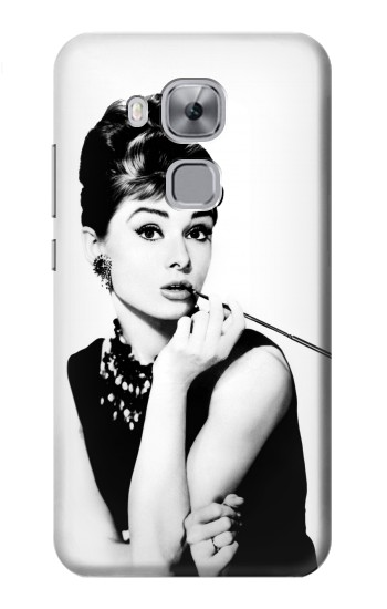 Printed Audrey Hepburn Breakfast at Tiffanys Huawei Maimang 5, nova plus Case