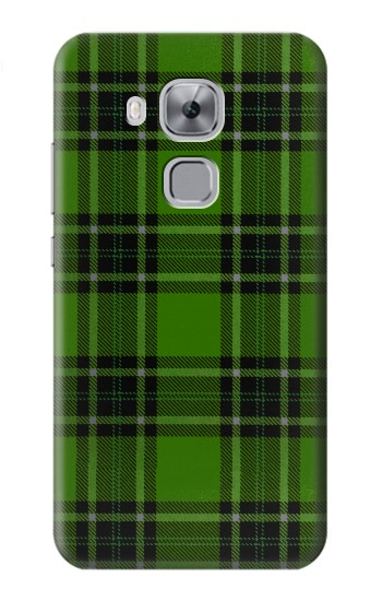 Printed Tartan Green Pattern Huawei Maimang 5, nova plus Case