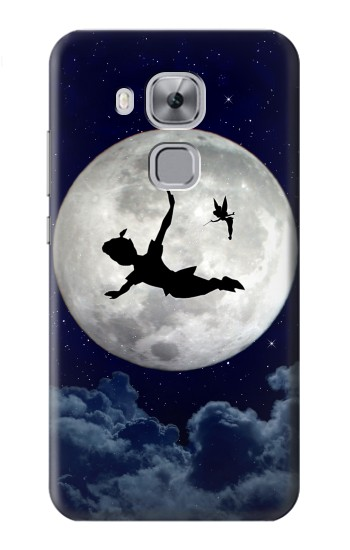 Printed Peter Pan Huawei Maimang 5, nova plus Case