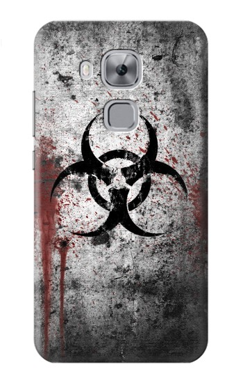 Printed Biohazards Biological Hazard Huawei Maimang 5, nova plus Case