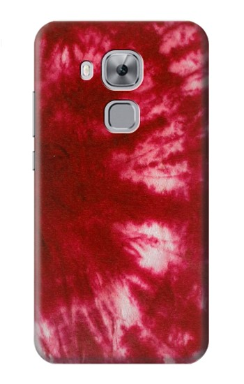 Printed Tie Dye Red Huawei Maimang 5, nova plus Case