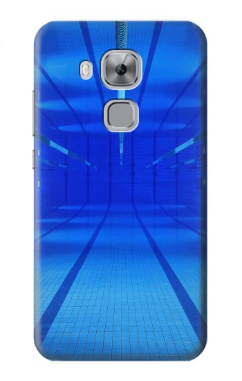 Printed Swimming Pool Under Water Huawei Maimang 5, nova plus Case