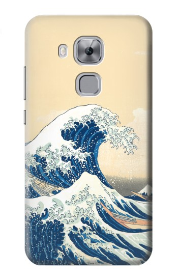 Printed Under the Wave off Kanagawa Huawei Maimang 5, nova plus Case