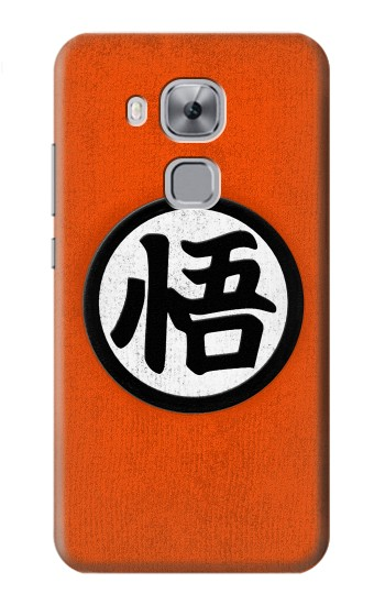 Printed Dragon Ball Z Goku Japan Kanji Symbol Anime Costume Huawei Maimang 5, nova plus Case