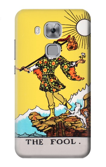 Huawei Maimang 5, nova plus Tarot Card The Fool Case Cover